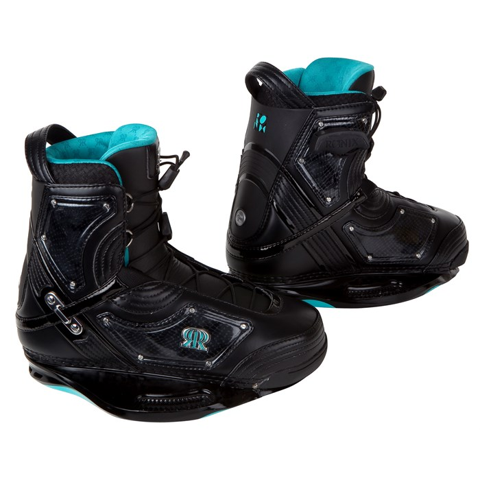 Ronix - Faith Hope Love Wakeboard Bindings - Women's 2011
