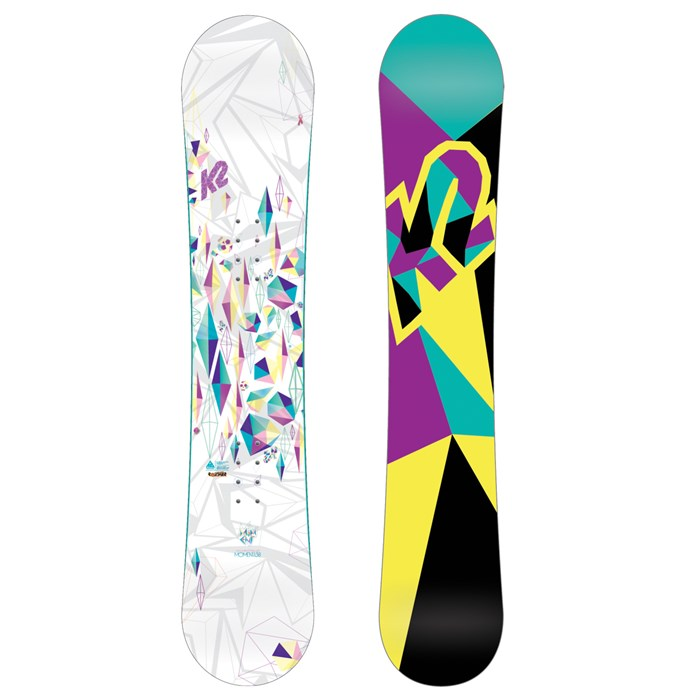 K2 - Moment Rocker Snowboard - Women's - Demo 2011