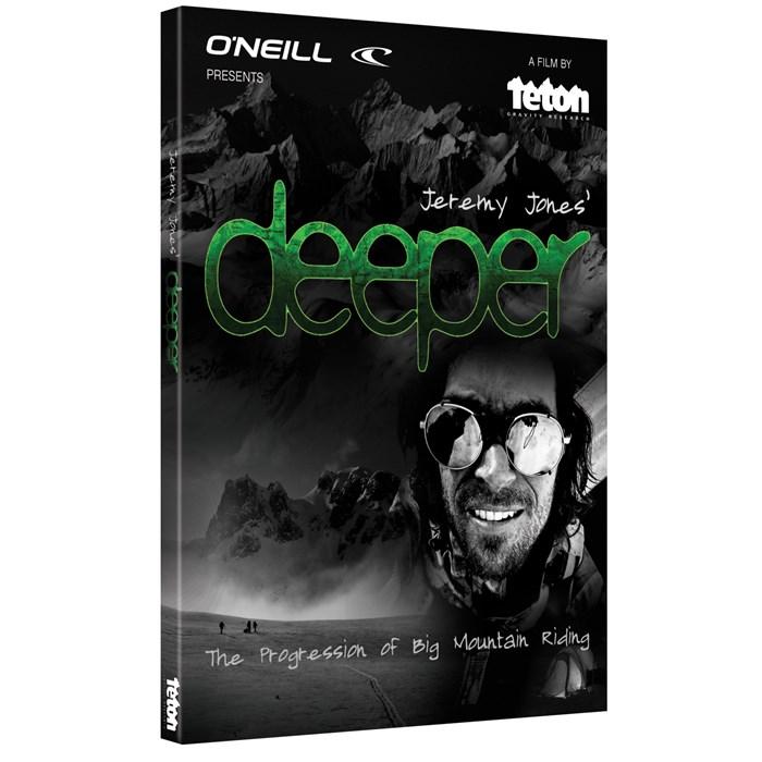 Teton Gravity Research - Deeper DVD (2 Disc Set)