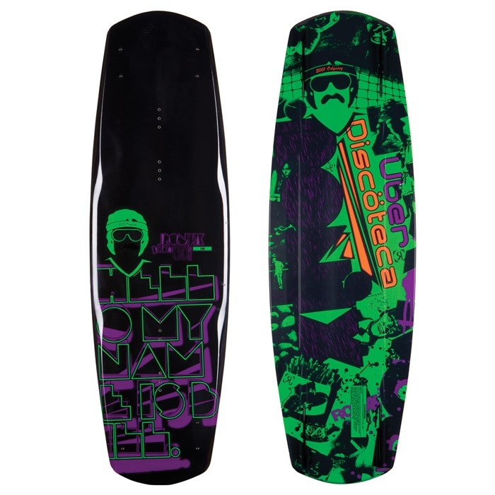 Ronix - Bill Wakeboard w/ Sintered Base 2011