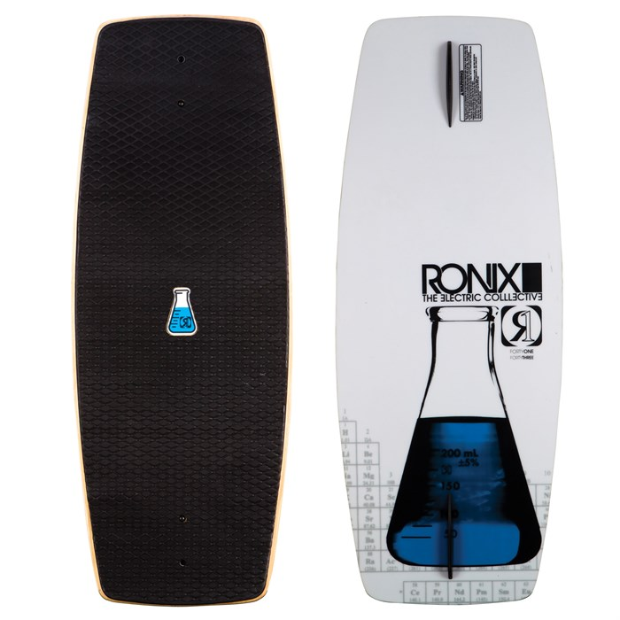Ronix - Electric Collective Wakeskate w/ Sintered Base 2011