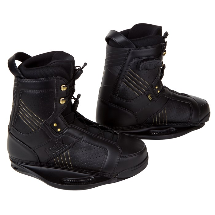 Ronix - Kai Closed Toe Wakeboard Bindings 2011
