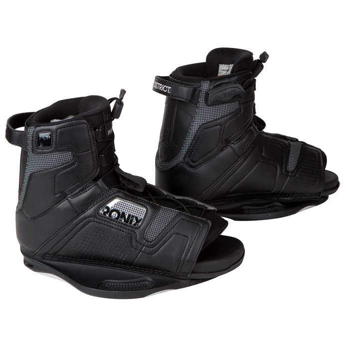 Ronix - District Wakeboard Bindings 2011