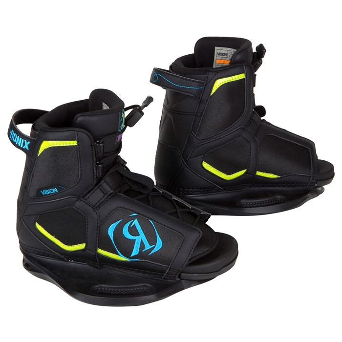 Ronix Vision Wakeboard Bindings - Youth 2011