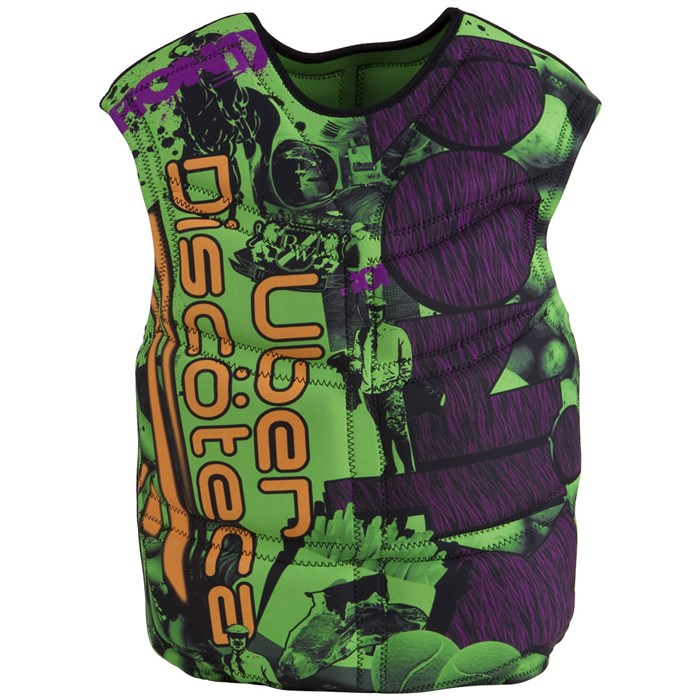 Ronix - Bill Pullover Impact Wakeboard Vest 2011