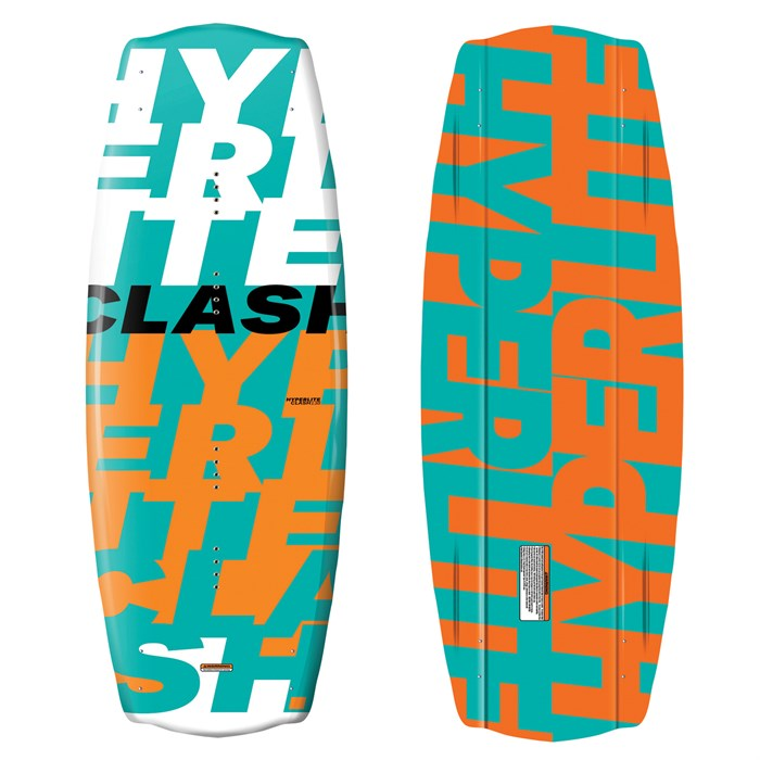 Hyperlite - Clash Wakeboard 2011