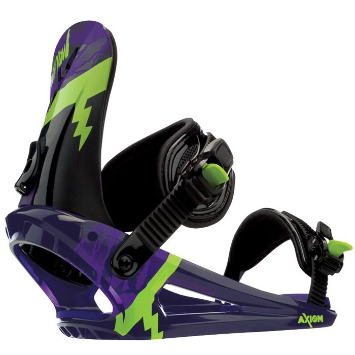 Morrow Axiom Snowboard Bindings 2011