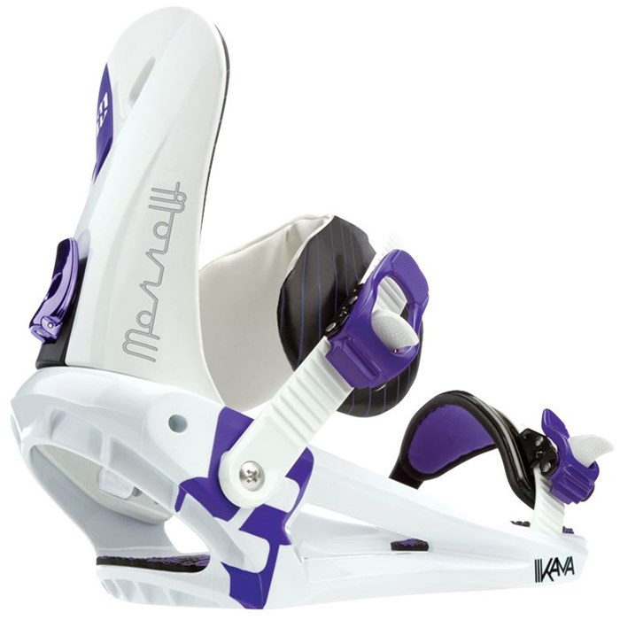 Morrow Kava Snowboard Bindings - Women's 2011