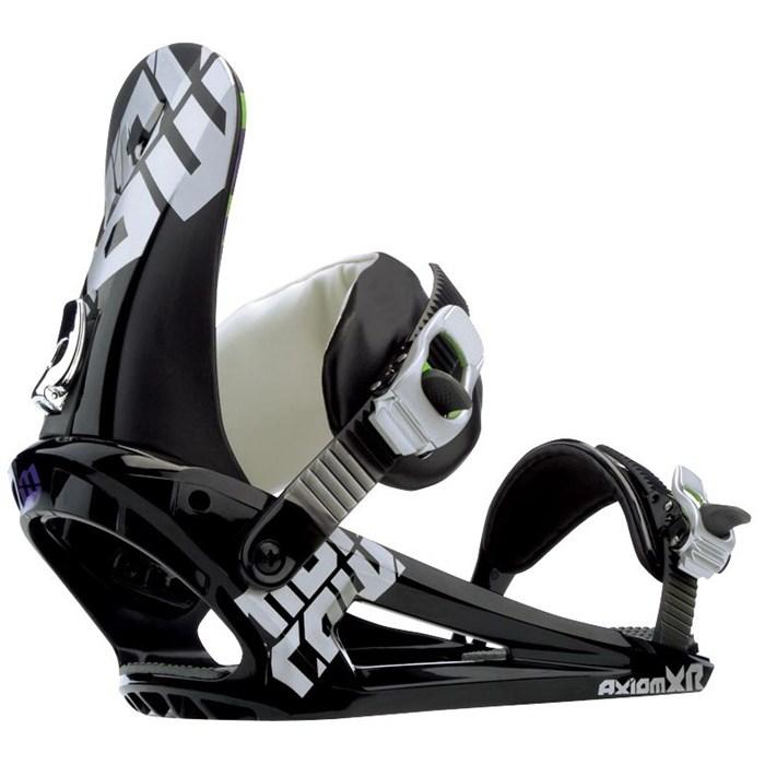 Morrow Axiom XR Snowboard Bindings 2011