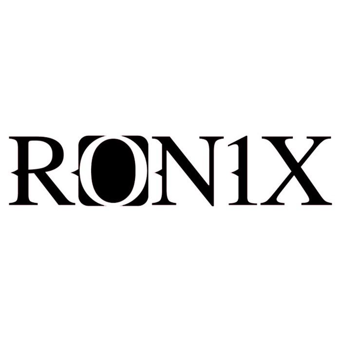 Ronix - Logo 2.5 x 9 Die Cut Sticker