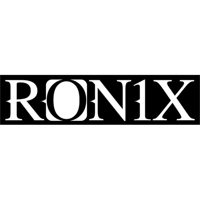 Ronix - Logo 3 x 15 Die Cut Sticker