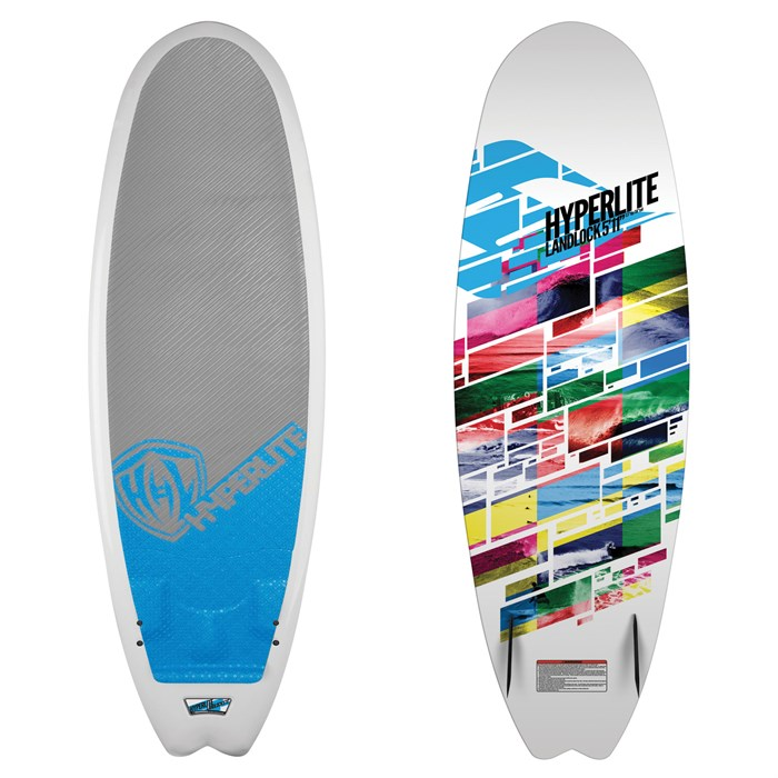 Hyperlite - Landlock Wakesurf Board 2011