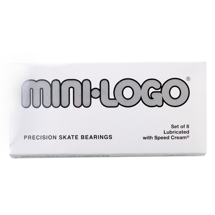 Mini Logo - 608Z Skateboard Bearings