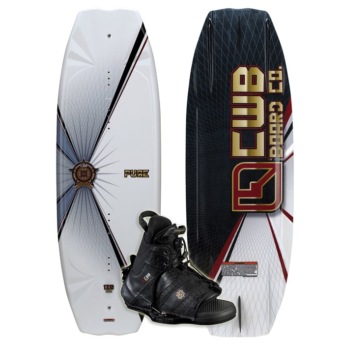 CWB - Pure Wakeboard + Torq Boots 2011