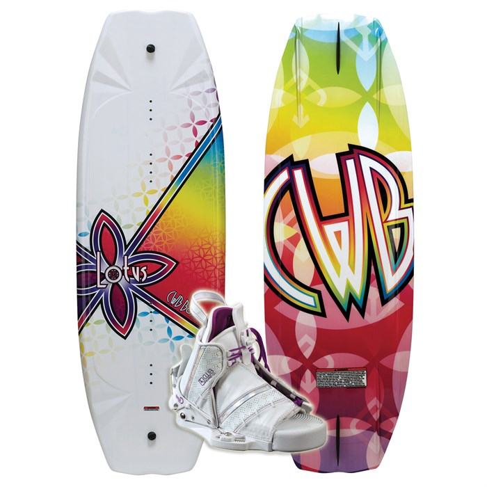 CWB - Lotus Wakeboard + Bliss Boots - Women's 2011