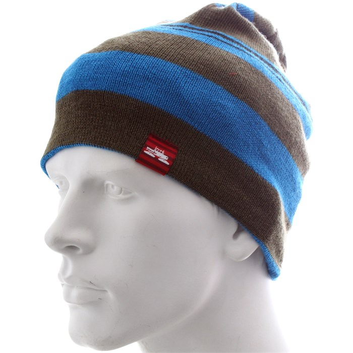 Spacecraft - Reverse Stripe Beanie