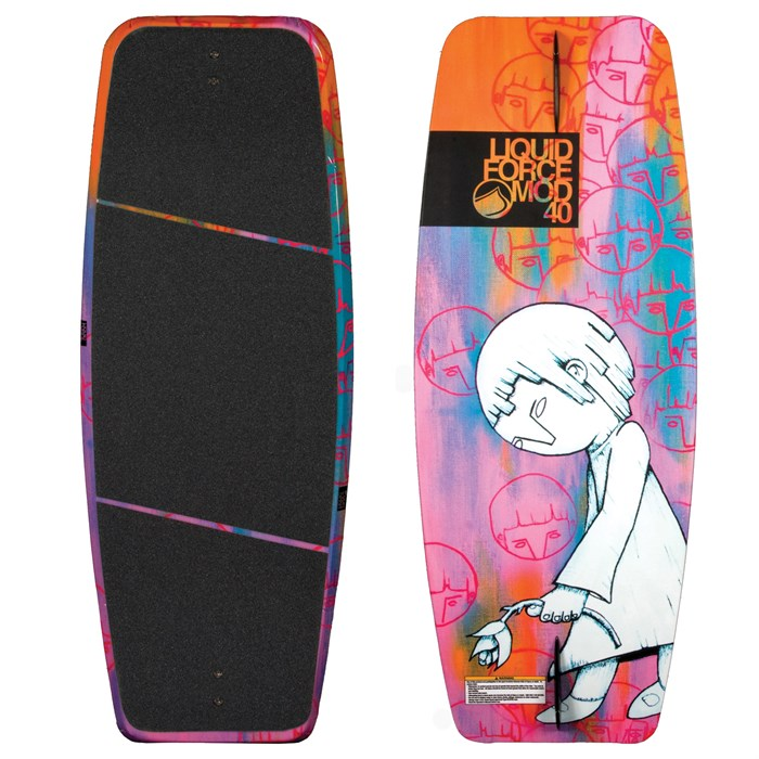 Liquid Force - Grind Mod LTD Wakeskate 2011