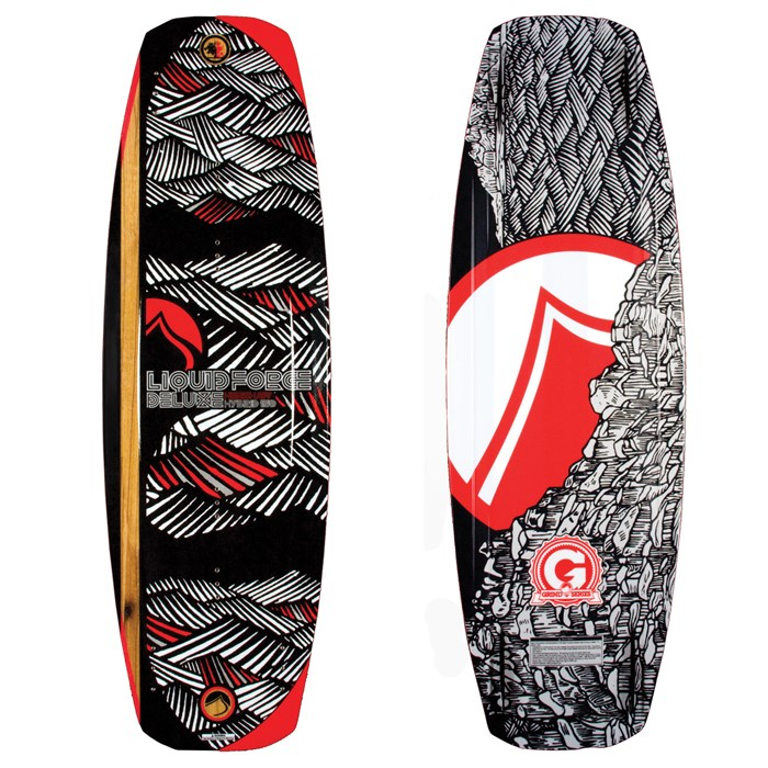 Liquid Force - Liquid Force Deluxe Wakeboard 2011