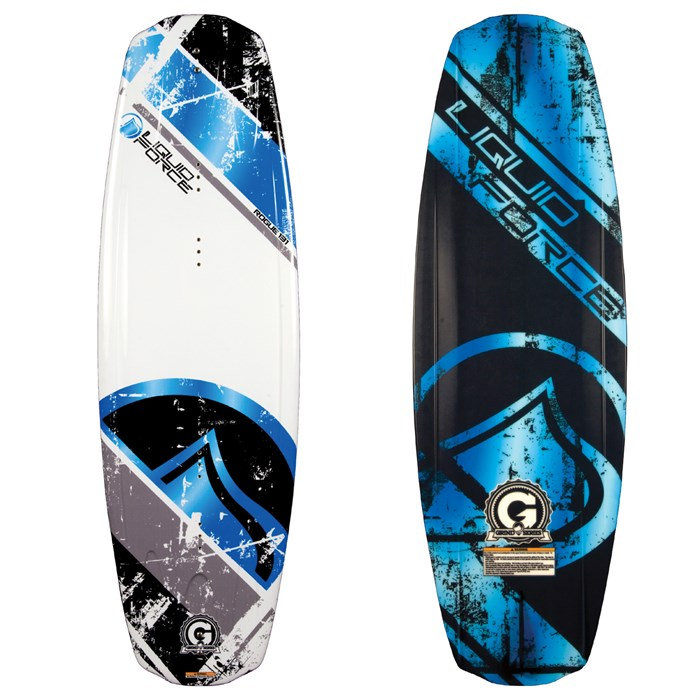 Liquid Force - Rogue Grind Wakeboard 2011