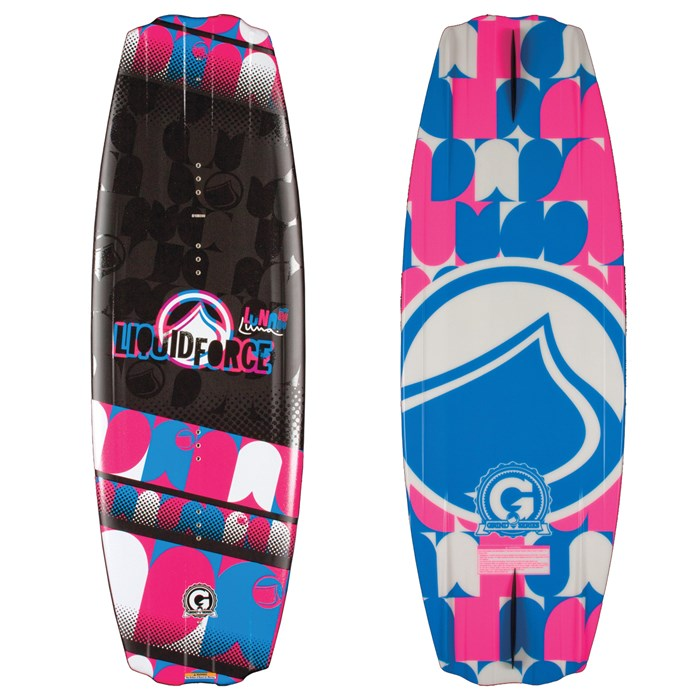 Liquid Force - Luna Grind Wakeboard - Women's 2011