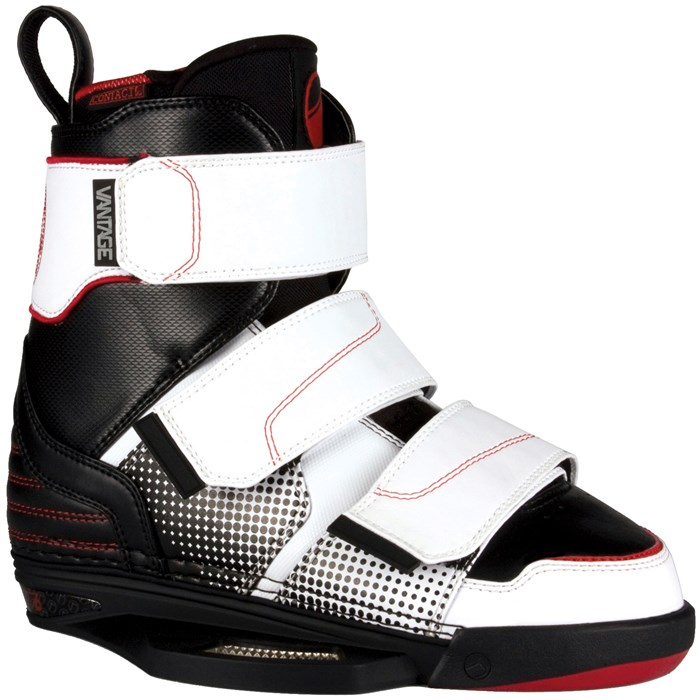 Liquid Force - Vantage Closed Toe Wakeboard Bindings 2011