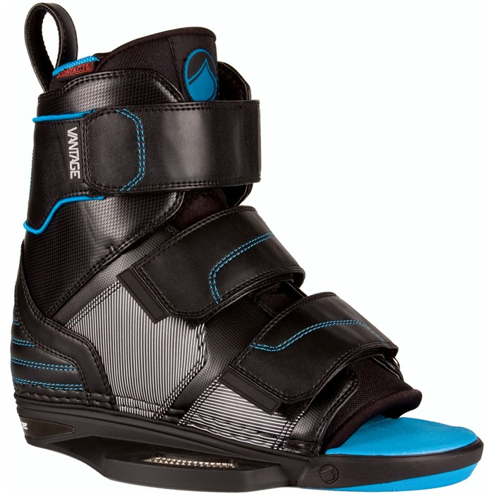 Liquid Force - Liquid Force Vantage Open Toe Wakeboard Bindings 2011