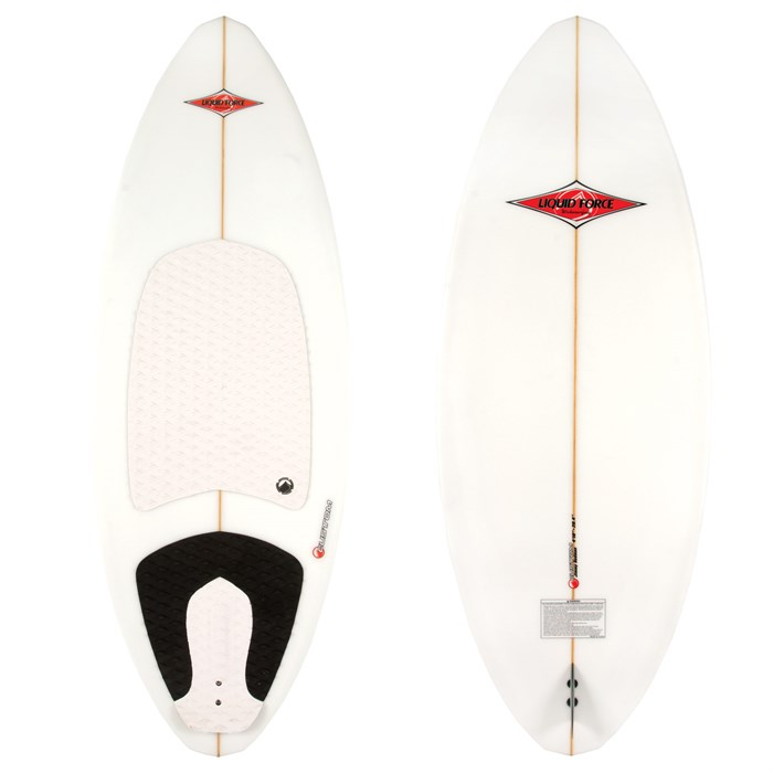 Liquid Force - Custom Wakesurf Board 2011