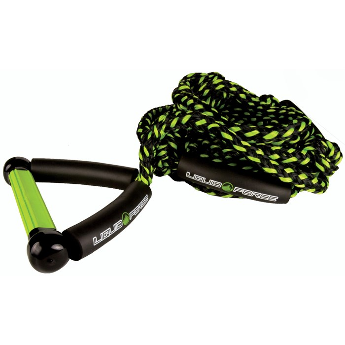 Liquid Force Wakesurf Rope w/ 9 inch Handle 2011 | evo