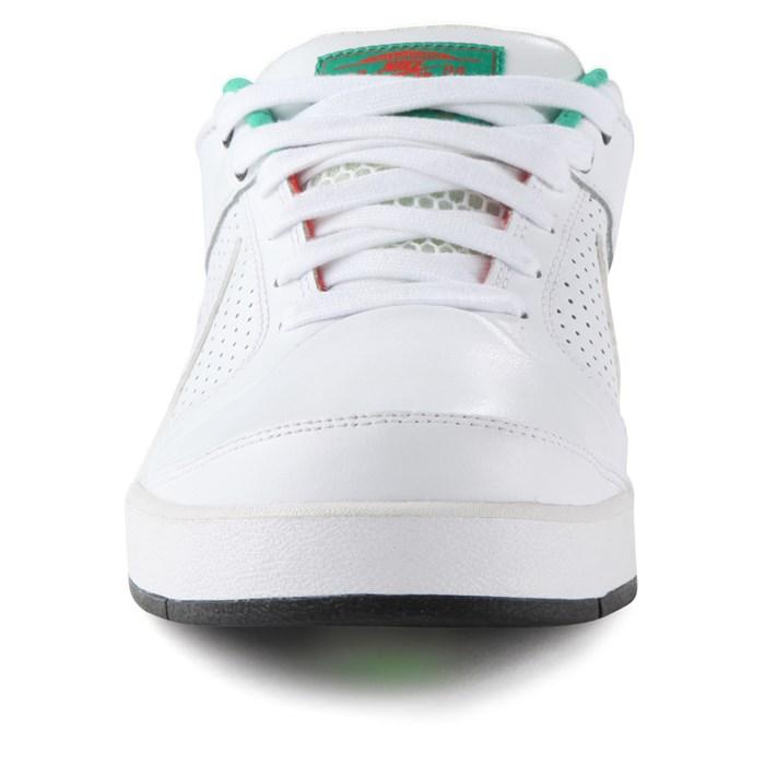 47a2261307d9e Nike Zoom Paul Rodriguez 4 Low Shoes evo ... white nike . ...