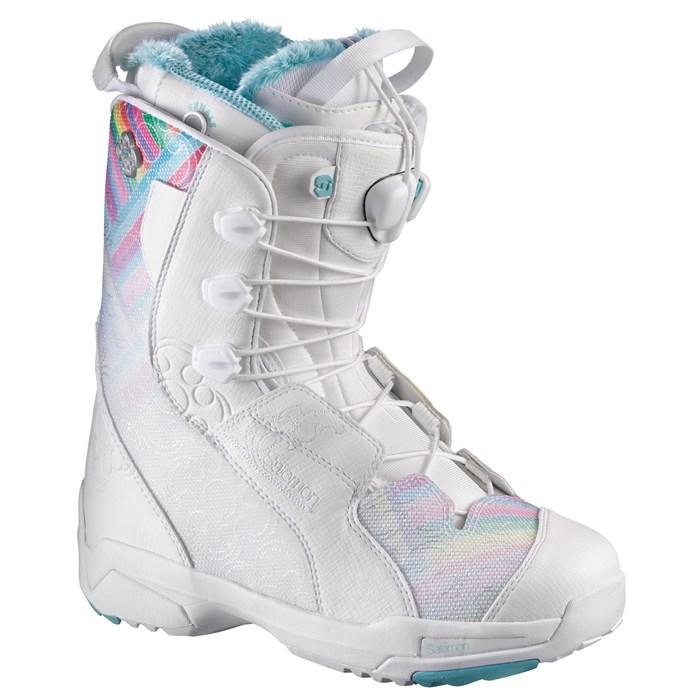 Salomon - F22W Snowboard Boots - Women's 2011