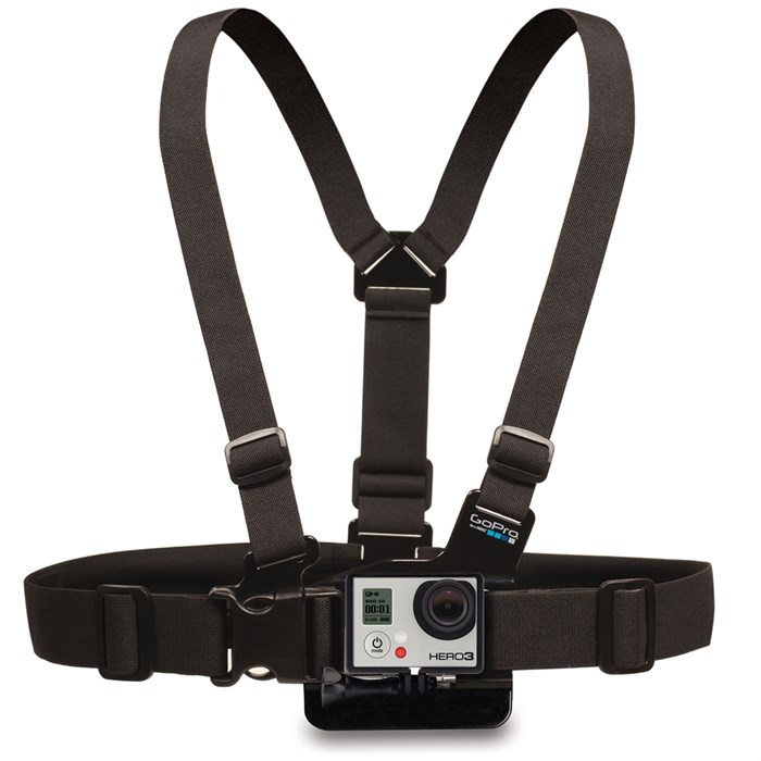 GoPro - Chesty (Chest Harness)