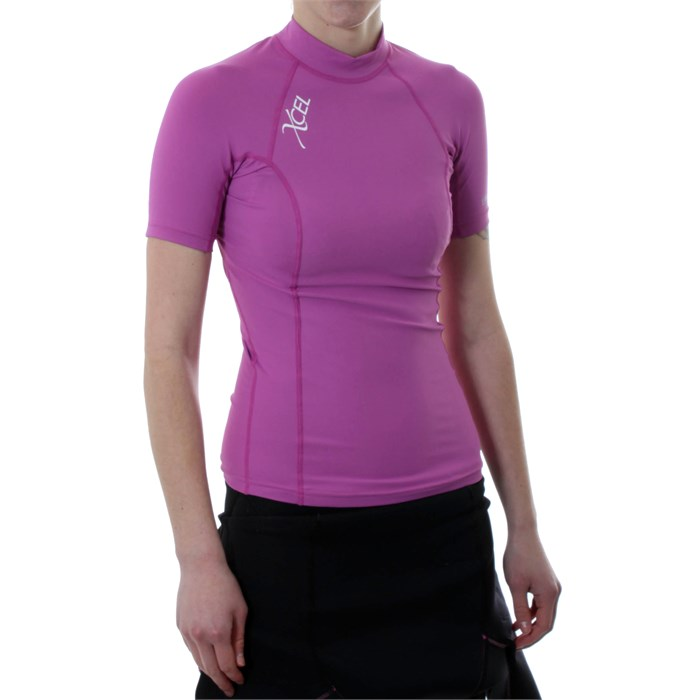 XCEL - Short Sleeve UPF 50+ Lycra Top - Women's 2011