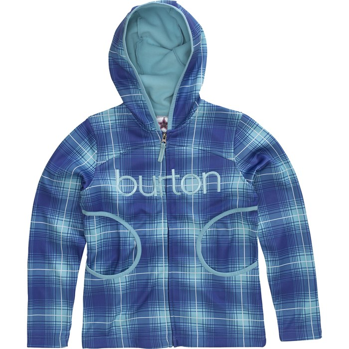 Burton - Burton Bonded Empress Zip Fleece Hoodie - Youth - Girl's