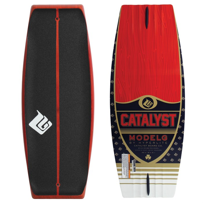 Hyperlite - Model G Wakeskate 2011