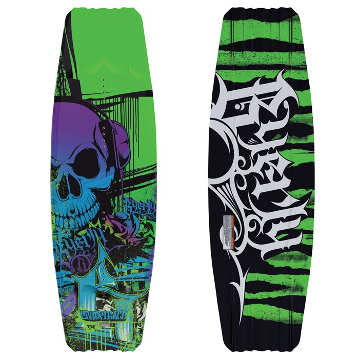"Byerly Wakeboards - Conspiracy Wakeboard 54"" 2011"