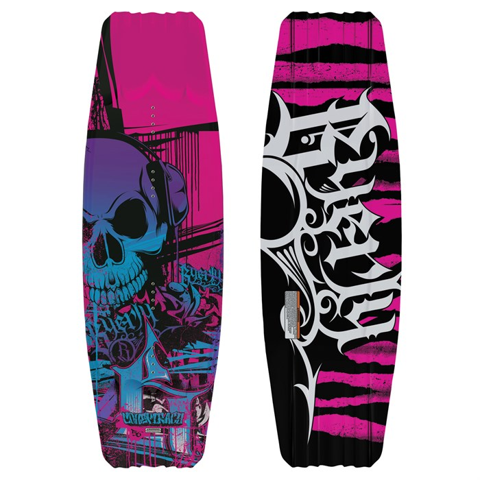 "Byerly Wakeboards - Conspiracy Wakeboard 56"" 2011"
