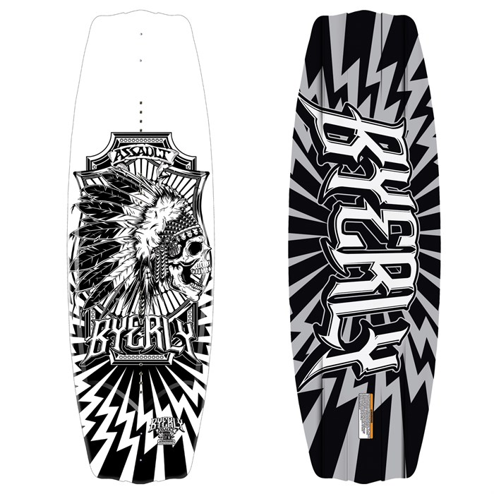 "Byerly Wakeboards - Assault Wakeboard 53"" 2011"