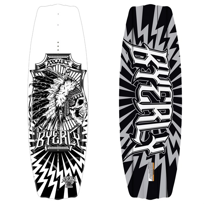 "Byerly Wakeboards - Assault Wakeboard 55"" 2011"