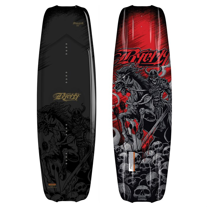 "Byerly Wakeboards - Monarch Wakeboard 52"" 2011"