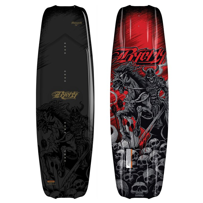 "Byerly Wakeboards - Monarch Wakeboard 54"" 2011"