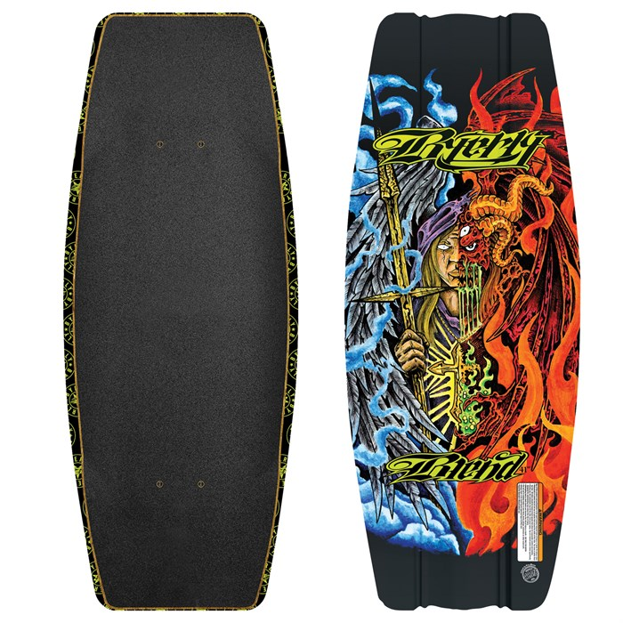 Byerly Wakeboards - Blend Wakeskate 2011
