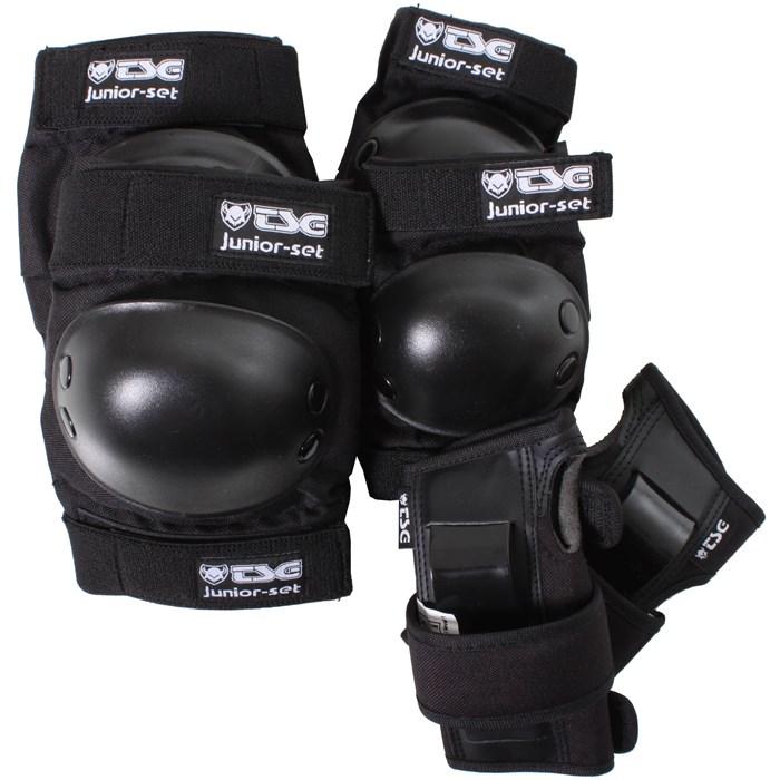 TSG - Knee/Elbow/Wrist Skateboard Pad Set - Kid's