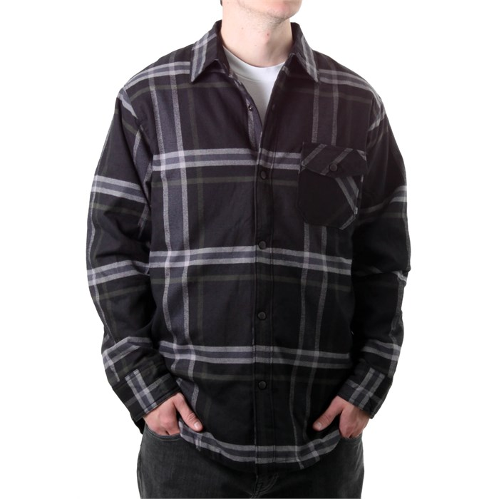 0a56b4c9 Nike 6.0 - Insulated Road Dog Flannel Button Down Shirt ...