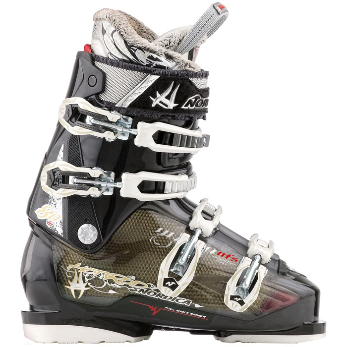 Nordica - Hot Rod 80 W Ski Boots - Women's 2011