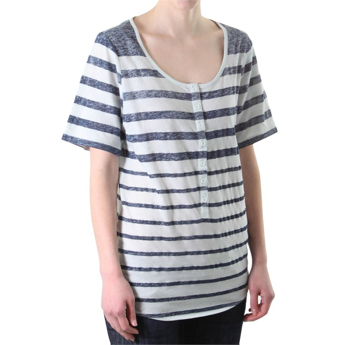 RVCA - Hueless III Henley Top - Women's