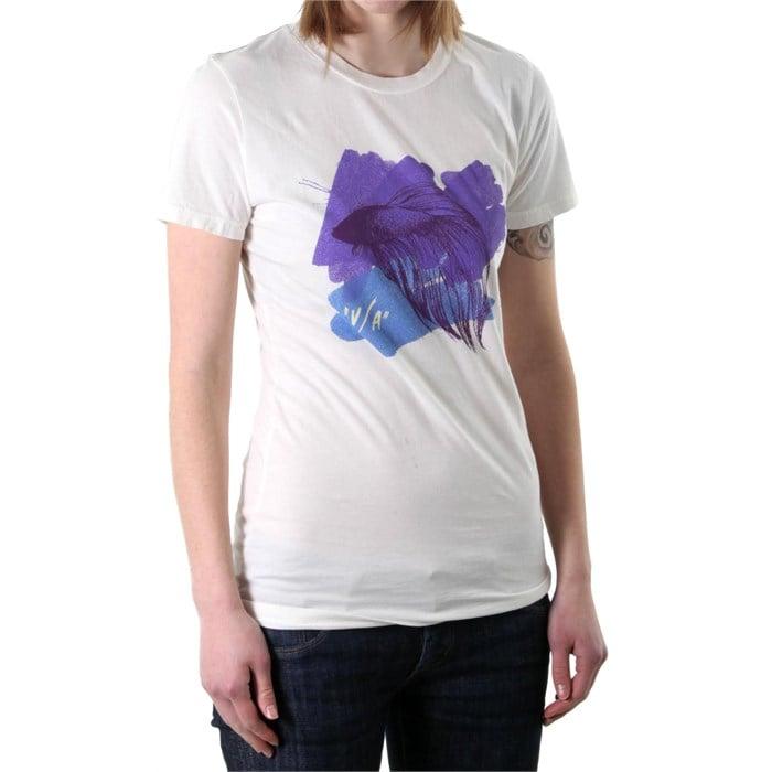 RVCA - Fishing T Shirt - Women's