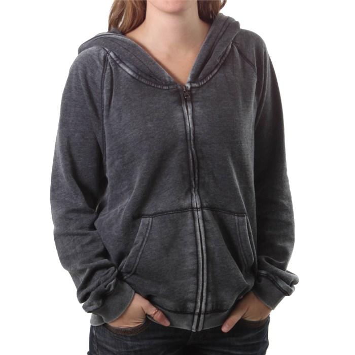 Hurley - Smarty Boyfriend Zip Hoodie - Women's