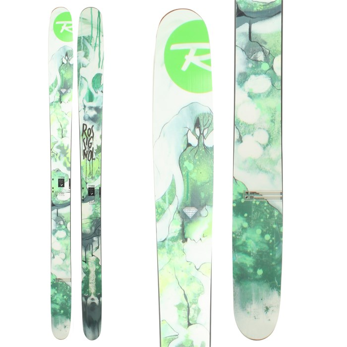 Rossignol - Super 7 Freeride Skis  2012