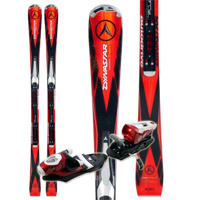 Dynastar Contact Groove Skis + NX 12 Bindings 2011