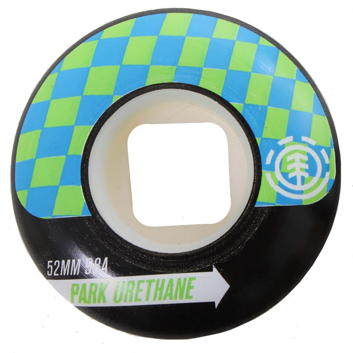 Element - Omega 52 Skateboard Wheels
